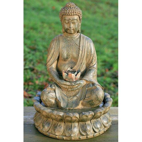 Buddha Fountain Ornament