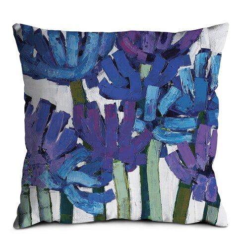 Agapanthas Scatter Cushion