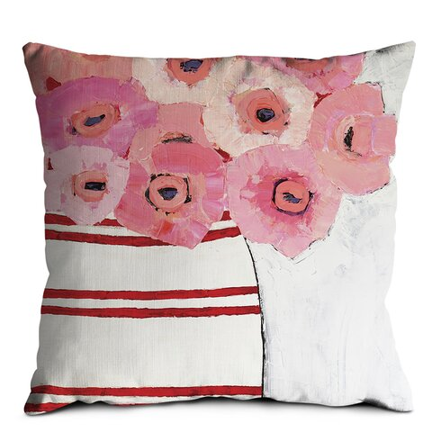 Poppy Jar Scatter Cushion