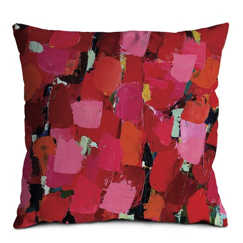 Fire Reds Cushion Cover