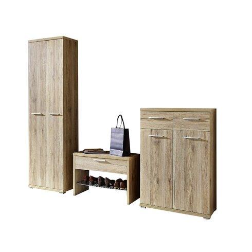 Top 3 Pair Shoe Storage Cabinet