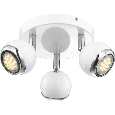 Oman 3 Light Ceiling Spotlight
