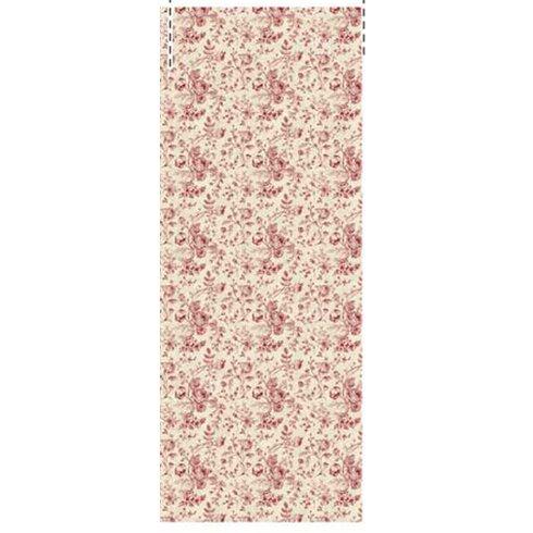 Ambiance 2.5m L x 95cm W Toile Tile/Panel Wallpaper