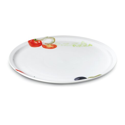 6-tlg. 30 cm Pizzateller-Set Light Line