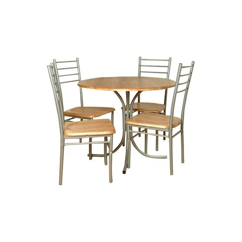 Christy Dining Table and 4 Chairs