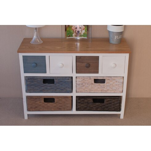 Camber Milena 8 Drawer Chest