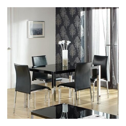Novello Dining Set with 4 Chairs. Home Zone Furniture Novello Dining Set with 4 Chairs   Reviews
