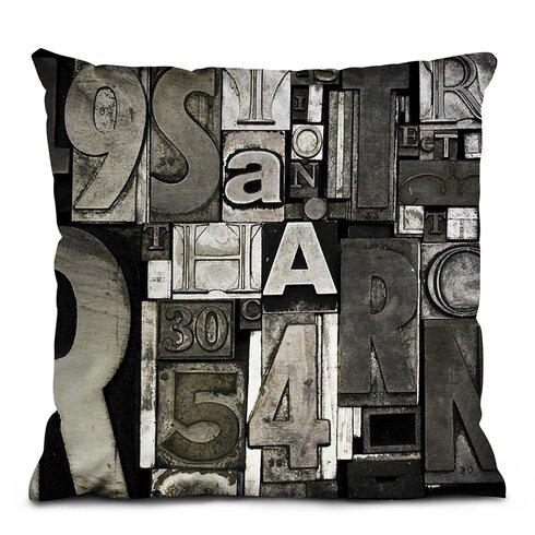 Custom Type Scatter Cushion