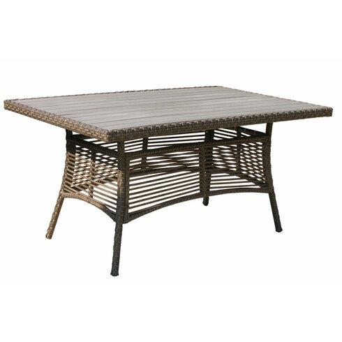 grasekamp 6 sitzer essgruppe valencia mit polster. Black Bedroom Furniture Sets. Home Design Ideas