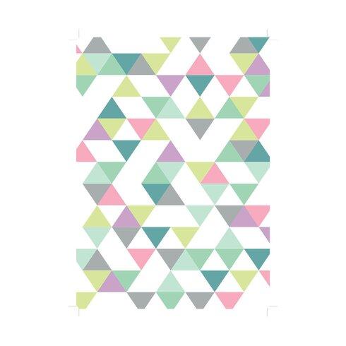 Triangle Graphic Art