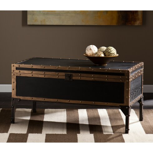 Astoria Grand Radway Travel Coffee Table TrunkReviewsWayfair
