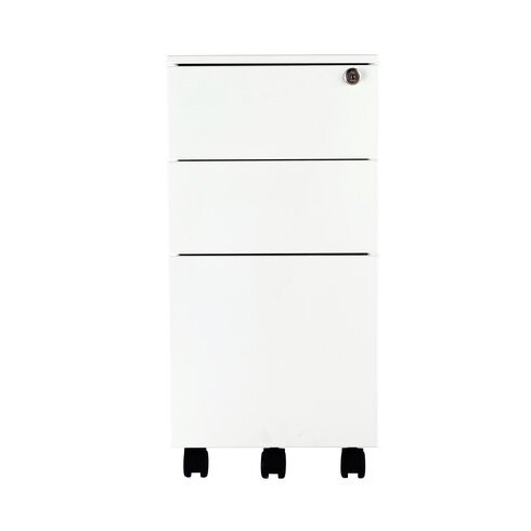 3 Drawer Mobile Cabinet