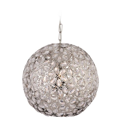 Levon 32cm Plastic Sphere Pendant Shade