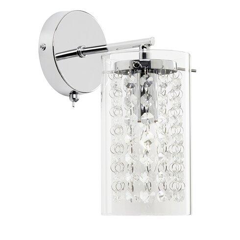 Kirkby Lonsdale 1 Light Semi-Flush Wall Light