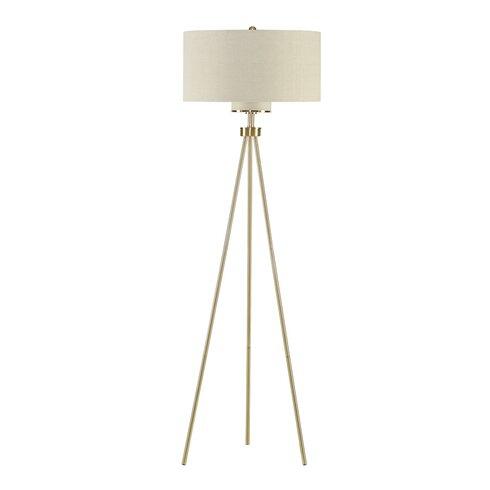 "Pacific 66"" Tripod Floor Lamp"