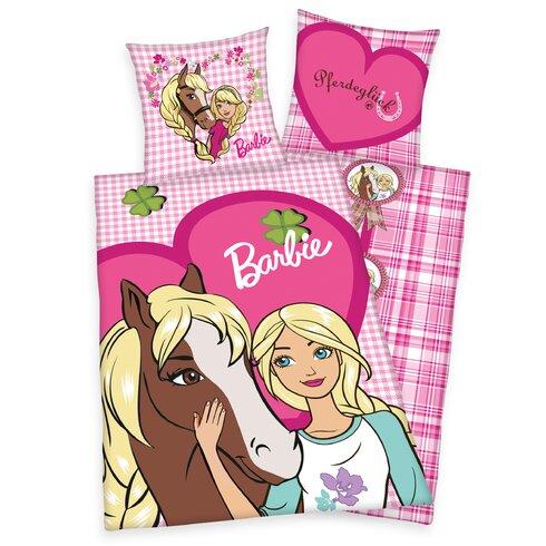 Bettwäsche-Set Barbie