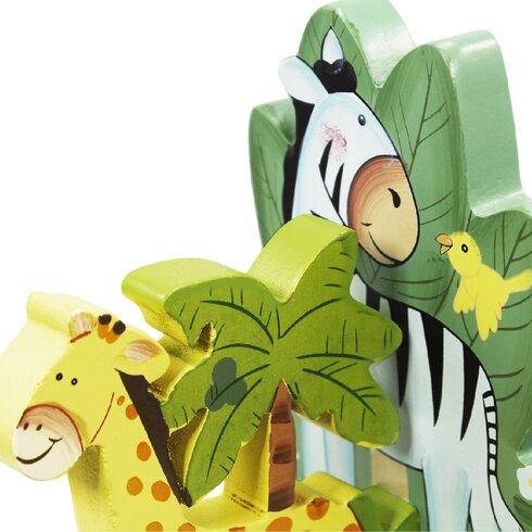 Sunny Safari Bookend
