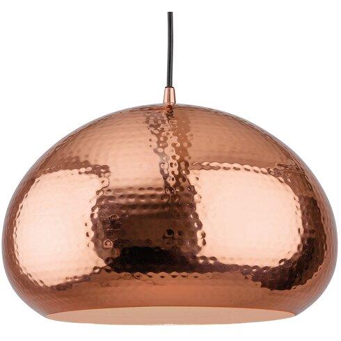 Eastvale 1 Light Bowl Pendant