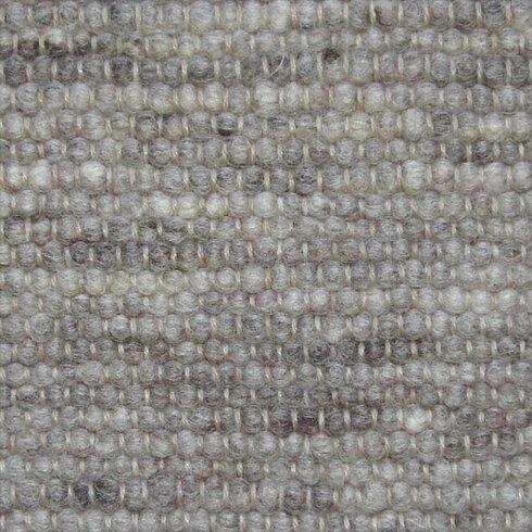 Handgearbeiteter Teppich  in Braun