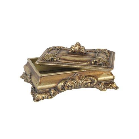 Baroque Jewellery Box