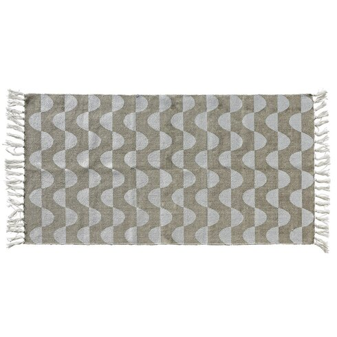 Cement/Silver Area Rug