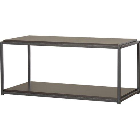 Claudette Industrial Coffee Table - Zipcode™ Design Claudette Industrial Coffee Table & Reviews Wayfair