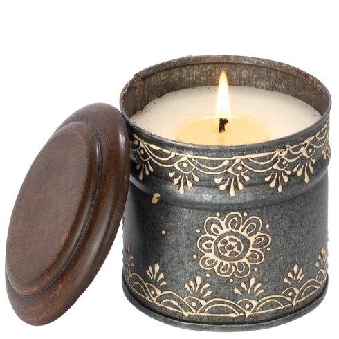 Himalayan Sunflower Moonlight Jar Candle
