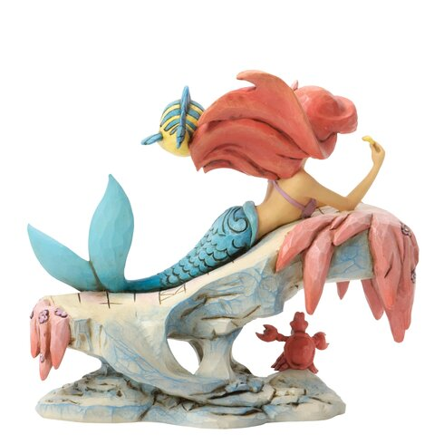 Disney Traditions Dreaming Under The Sea (Ariel) Figurine