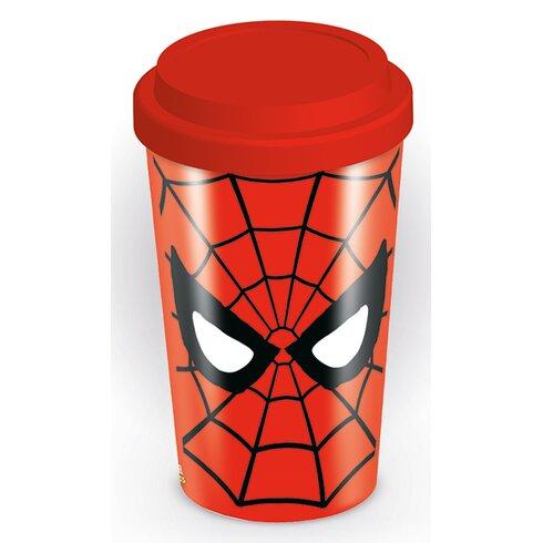 Marvel Retro Spider-Man Eyes Travel Mug