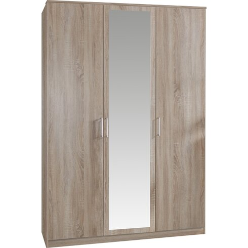 Regan 3 Door Wardrobe