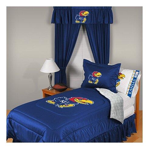 University of Kansas Comforter