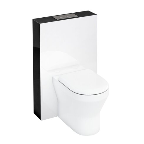 Tablet Back to Wall Toilet Unit