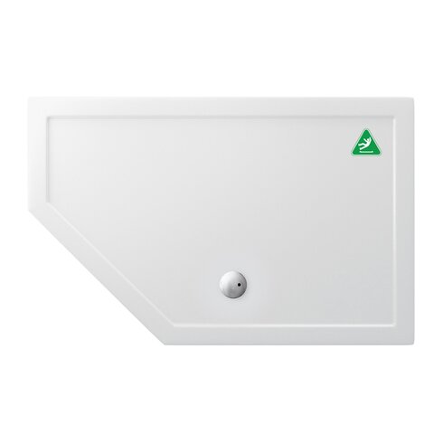 Anti-Bacterial and Anti-Slip Shower Tray