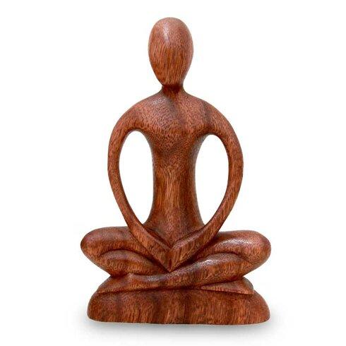 Yoga Figurine