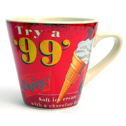 Ices and Lollies Flake Mug