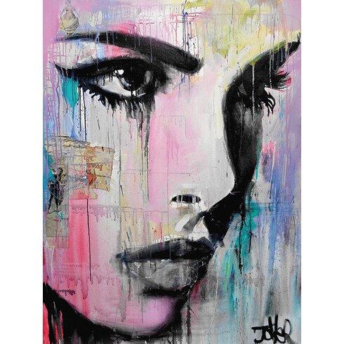 Loui Jover - Tempest Canvas Wall Art