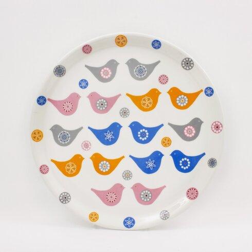 Love Birds Platter