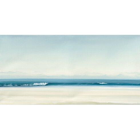 """Kunstdruck """"The other Side of the Atlantic"""" von Dawn Reader"""