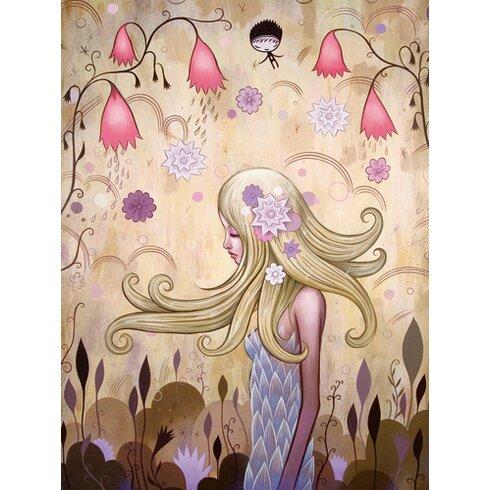 "Kunstdruck ""Garden of Sleeping Flowers II"" von Jeremiah Ketner"