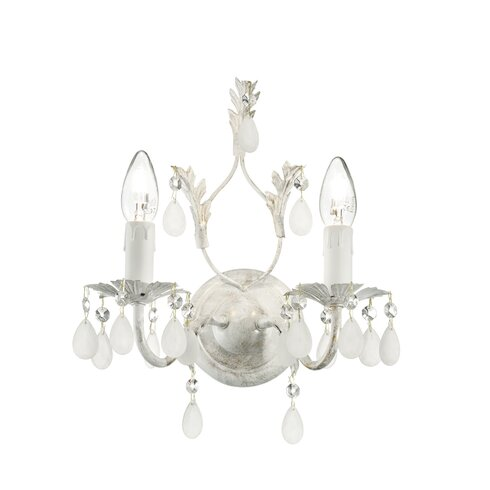 Cascina 2 Light Wall Lamp