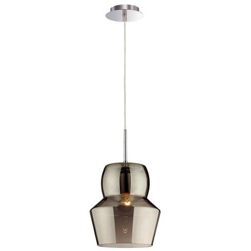 Zeno 1 Light Standard Pendant