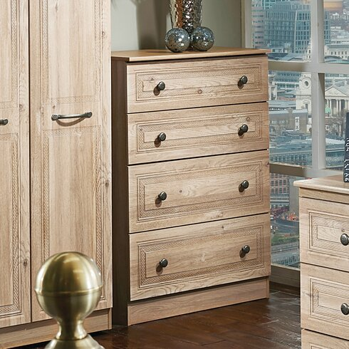 Inishbeg 4 Drawer Chest of Drawers