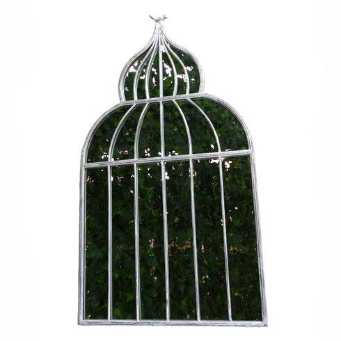 Birdcadge Mirror Wall Decor