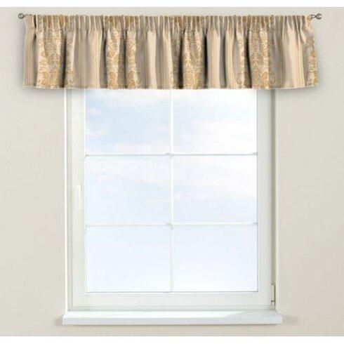 Odisea Pleated Tier Curtain