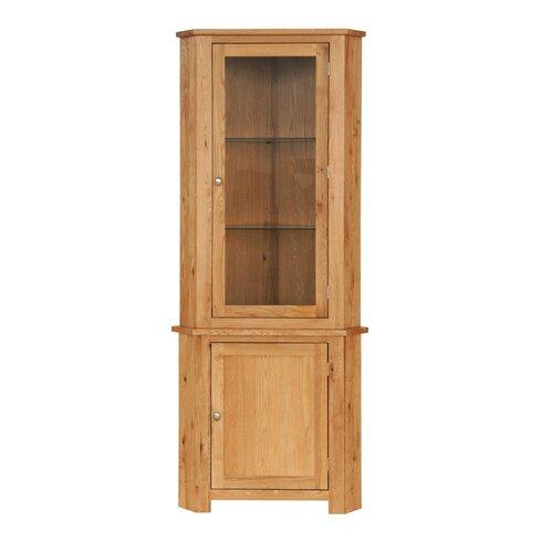 New Waverly Low Corner Cabinet