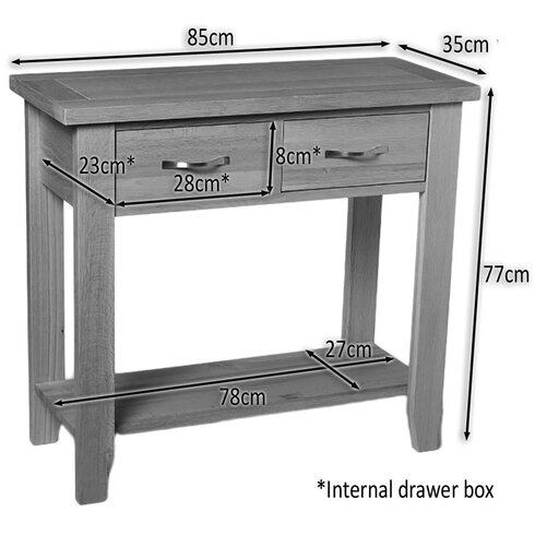 Camberley Console Table