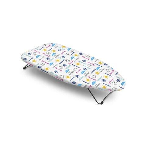 Mini Table Top Season Text Ironing Board