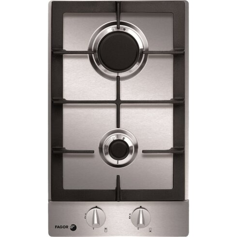 "Metro Suite 12"" Gas Cooktop with 2 Burners"