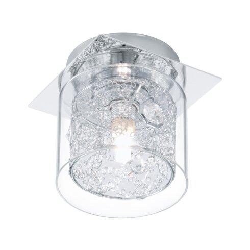 Pianella 1 Light Flush Ceiling Light