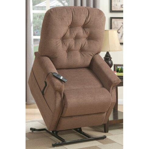 Pulaski Medium Infinite Position Lift ChairReviewsWayfair